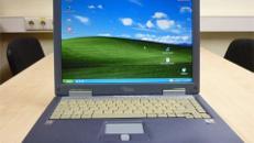 einfacher Laptop