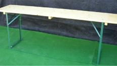 Festzelttisch 50cm für Ihr Bierzelt