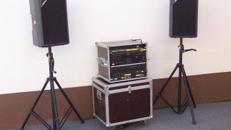 Tonanlage Kompaktanlage