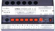 Le Maitre Pyroflash, Controller 6-kanal groß