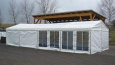 Vereinszelt 5 x 12 m