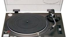 Turntable - Plattenspieler