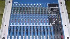 Analogmixer Yamaha MG16 / 6 FX