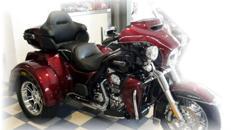 Harley-Davidson Trike zu Dekorationszwecken mieten