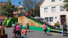 Speed Rodelbahn wie Bullriding, Hüpfburg oder Kindereisenbahn mieten