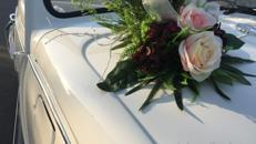 Oldtimer Käfer Cabrio inkl. Chauffeur, Hochzeit