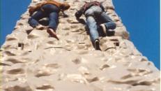 Kletterwand Gigant - Kletterberg mieten