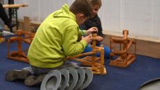 Murmel Welten für die Kleinen / Kinderspiele / Spiele für Kinder / Kinderevent / inkl. Auf- und Abbau