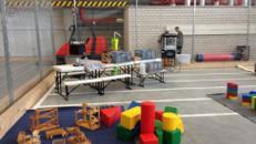 Schnitzen für Kinder / Kinderbetreuung / Kinderanimation / Unterhaltung für Kinder / Kinderevent / inkl. Betreuer für bis zu 6 Stunden / inkl. Auf- und Abbau