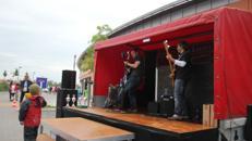 Mobile Bühne/Bühne/Showbühne/Eventbühne/Veranstaltungsbühne/Erweiterungspaket zur mobilen Bühne