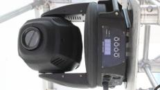 Moving Head / Moving Strobe / 750 Watt / Event / Showlicht
