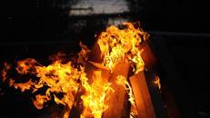Feuerschale / Feuer / Beleuchtung / Nachtbeleuchtung /