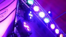 LED Bar / 6er Bar / Lichteffekte / Showlicht / Partylicht / Scheinwerfer