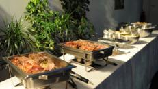 Chafing Dish / Speisenwärmer