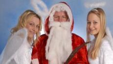 Familien-Weihnachtsshow für Ihr Firmenevent, Osterhase, Kinder Party, Kinderdisco, Ballonzauberer, Ballonclown, Spiele, Glücksrad, Luftballonfiguren, Ballontiere