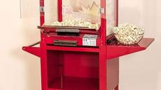 Popcornmaschine inkl. 100 Portionen