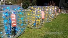 Bubble Soccer Bälle mieten