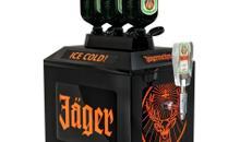 Jägermeister Tap-Maschine