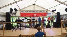 Festzelt Musikanlage für größere Veranstaltungen ab 300 Personen und DJ Vermietung Moderation für ihre Veranstaltung WIR HABEN ALLES FüR IHR FEST