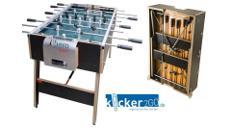 "Kicker2go.de - Verleih des mobilen Tischkicker ""Libero"""