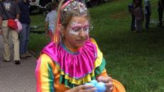 Ballonkünstler für Kinderevent