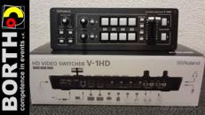Video Mischer Roland V-1HD