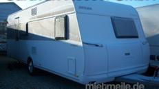 Familie Caravan Hymer Exciting 560