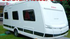 Komfort Caravan Camper 500 FR