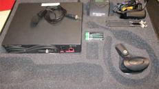 Professionelles Komplettset Funkmikro UHF EW 300 mit Ansteckmikrofon / Krawattenmikrofon / Lavaliermikrofon