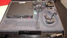 Professionelles Komplettset Funkmikro UHF EW 300 mit Headset