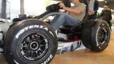 Rennsimulator, Formel1 Simulator, f1 Simulator XXL GRAND PRIX STATION Audi, Bmw, Porsche verleih, mieten, leihen