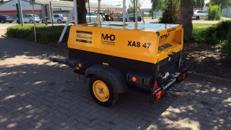 Druckluftkompressor Atlas Copco XAS47