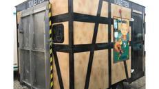 Toilettenwagen mieten:Behinderten WC -Raum & Kinder WC - Raum