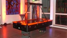 AIR HOCKEY PROFESSIONAL / AIRHOCKEY / AIR-HOCKEY / TAIFUN