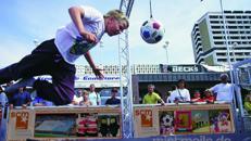 DIVER / FLUGKOPFBALL TRAINER