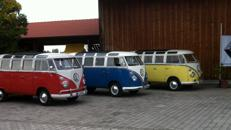 "VW T1 ""Samba Bus"""