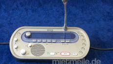 Bosch DCN-IDESK Dolmetscherpult mit Hör-/Sprechgarnitur HME 46 DCN