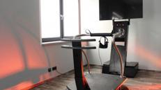 5D Virtual Reality Simulator inkl. Betreuung und Haftpflichtversicherung (inkl. 19% MwSt)