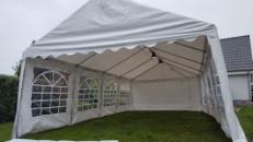 6x3m Zelt für alle Arten von Veranstaltungen, Partyzelt, Festzelt, Eventzelt, Pagodenzelt