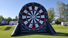 XXL Fußball Darts 7 Meter hoch ( Menschenkicker Hüpfburg und vieles mehr )