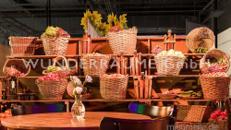 Marktdekoration, nostalgisch - WUNDERRÄUME GmbH vermietet: Dekoration/Kulisse für Event, Messe, Veranstaltung, Incentive, Mitarbeiterfest, Firmenjubiläum