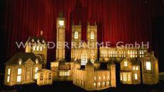 Londonkulisse - WUNDERRÄUME GmbH vermietet: Dekoration/Kulisse für Event, Messe, Veranstaltung, Incentive, Mitarbeiterfest, Firmenjubiläum
