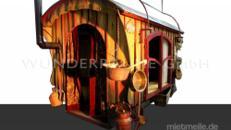 Schäferwagen (Schausteller) - WUNDERRÄUME GmbH vermietet: Dekoration/Kulisse für Event, Messe, Veranstaltung, Incentive, Mitarbeiterfest, Firmenjubiläum