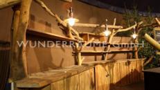 Wald-Bar - WUNDERRÄUME GmbH vermietet: Dekoration/Kulisse für Event, Messe, Veranstaltung, Incentive, Mitarbeiterfest, Firmenjubiläum