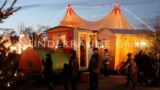 Lokomotive, begehbar - WUNDERRÄUME GmbH vermietet: Dekoration/Kulisse für Event, Messe, Veranstaltung, Incentive, Mitarbeiterfest, Firmenjubiläum