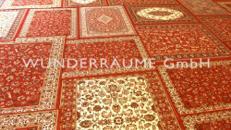 Teppich, Orient - WUNDERRÄUME GmbH vermietet: Dekoration/Kulisse für Event, Messe, Veranstaltung, Incentive, Mitarbeiterfest, Firmenjubiläum