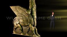 Sphinx - WUNDERRÄUME GmbH vermietet: Dekoration / Kulisse für Event, Messe, Veranstaltung, Incentive, Mitarbeiterfest, Firmenjubiläum