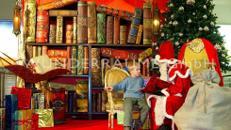 """Märchenzimmer """"Weihnachtsmann"""" - WUNDERRÄUME GmbH vermietet: Dekoration/Kulisse für Event, Messe, Veranstaltung, Incentive, Mitarbeiterfest, Firmenjubiläum"""