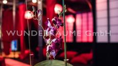 Tischläufer Bambus - WUNDERRÄUME GmbH vermietet: Dekoration/Kulisse für Event, Messe, Veranstaltung, Incentive, Mitarbeiterfest, Firmenjubiläum