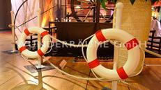 Reling - WUNDERRÄUME GmbH vermietet: Dekoration/Kulisse für Event, Messe, Veranstaltung, Incentive, Mitarbeiterfest, Firmenjubiläum